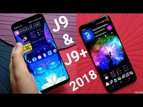 Samsung Galaxy J9 & J9+ 2018 | J9 2018 Maybe Comes With Infinity Display Or Curved Screen | Hindi |