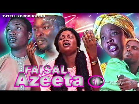 FAISAL AZEETA 1 Ghana Hausa Movie With English Subtitle
