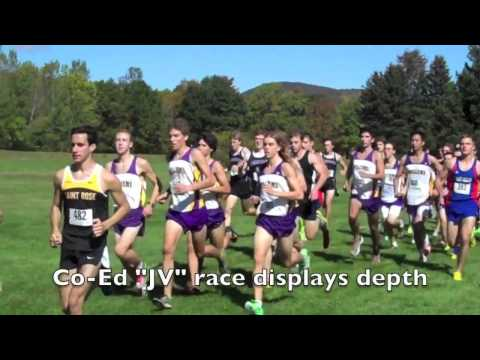 Men Take 2nd Place Finish at Purple Valley Invitational