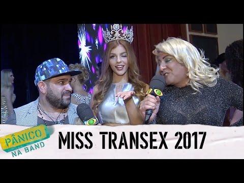 Pânico na Band - PÂNICO EVENTOS: MISS TRANSEXUAL 2017 (C/ CHRISTIAN PIOR E PAULA AYALA)
