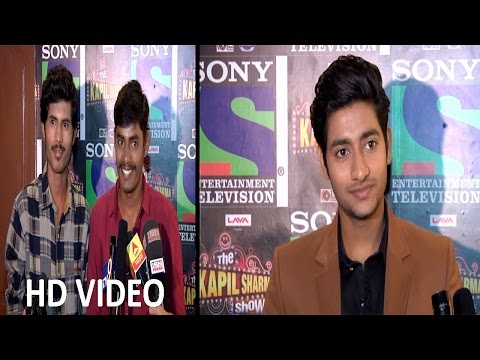 Sairat Fame Dhananjay Nanavare,Tanaji Galgunde & Akash Thosar At The Kapil Sharma Show
