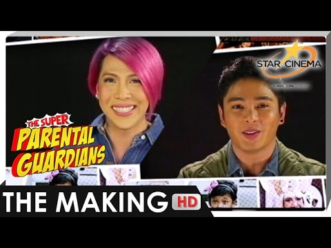 The Making | 'The Super Parental Guardians' | Vice Ganda, Coco Martin