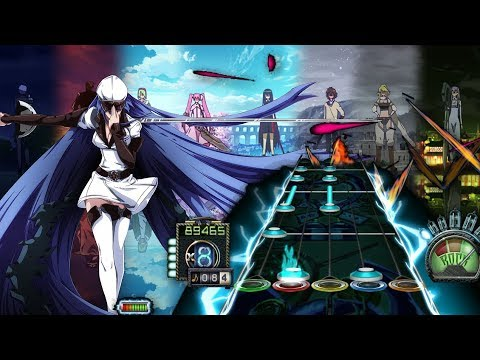 [Guitar hero 3] Akame ga Kill Opening 2 (Liar Mask)