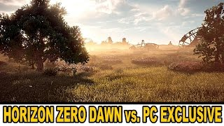 Horizon Zero Dawn vs. High-End 4K Max Setting PC Exclusive GameLIKE THIS VIDEO & SUBSCRIBETHANK YOU FOR WATCHING
