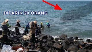 Video Nelayan Menarik Jaring Ikan - Lihat Apa Yang Mereka Tangkap MP3, 3GP, MP4, WEBM, AVI, FLV Mei 2019