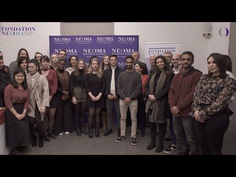 Retour sur les premières Rencontres Privilégiées initiées par NEOMA et sa Fondation autour des bourses.
