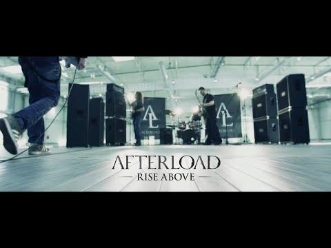 """Video promujące Singiel """"Rise Above"""" z nadchodzącej płyty formacji AFTERLOAD Realizacja: Mleko / Mac"""