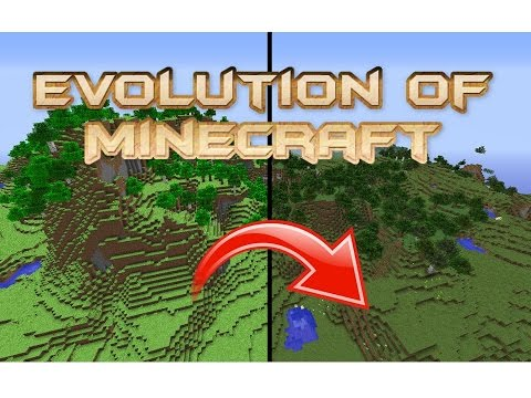 The Evolution Of Minecraft (2009-2017)