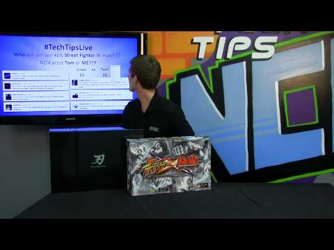 and MORE! NCIX Tech Tips - http://www.thebannervault.com/ http://ncix.com/promo/promosale.php?webid=SuperSeptember2012 SAMSUNG vs APPLE... ROUND 2... FIGHT! Also a Street Fighter showd...