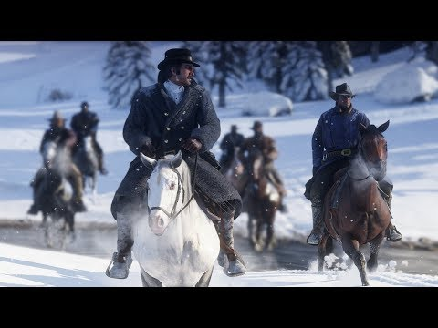 Red Dead Redemption 2 - Gameplay Walkthrough Part 1 - Intro
