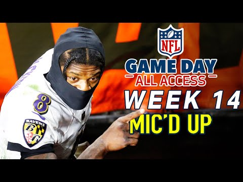 """NFL Week 14 Mic'd Up, """"I've been waiting for this since Ohio State!"""" 