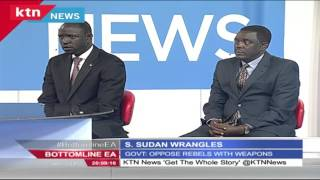 Bottomline EA April 22nd, 2016: Discussion on the Political Stalemate in South Sudan