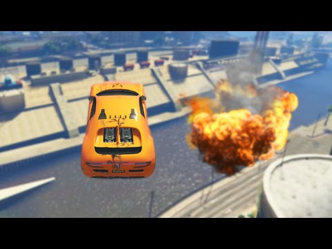 MOST EPIC RACE EVER! (GTA 5 Funny Moments)