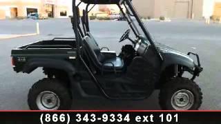 8. 2008 Yamaha Rhino 700 FI Auto 4x4 - RideNow Powersports Peo