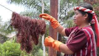 Female entrepreneurship & hand-woven eco-textiles