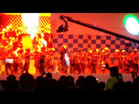 Video GMR School Kids Dance Performance download in MP3, 3GP, MP4, WEBM, AVI, FLV January 2017