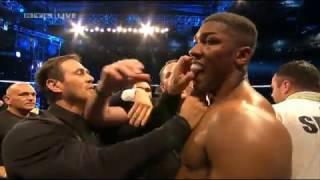 Video Klitschko vs Joshua WM-Kampf KO in Round 11  (HD) MP3, 3GP, MP4, WEBM, AVI, FLV Maret 2019