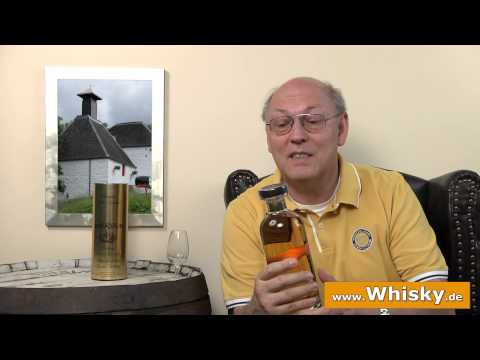 Whisky Verkostung: Edradour Decanter Bourbon 2003