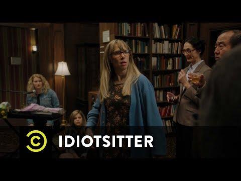 Idiotsitter - Billie's Memorial Service Meltdown