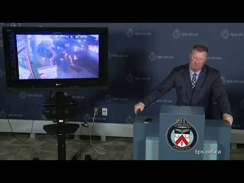@TorontoPolice News Conference Re: NYE Queen/Bathurst Assault | Thurs., Jan., 17th/2019 | 1030AM