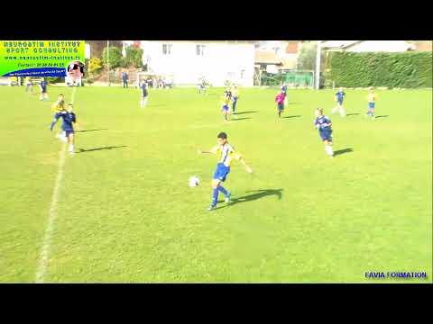 (2/2) - U17 - FAVIA ASR vs FC PAYS VIENNOIS - Championnat du Rhône D3