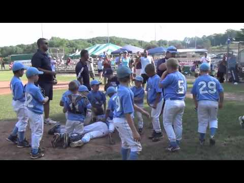 Brooklyn Blue Storms. AABC 8u North Atlantic Regional Champs (видео)