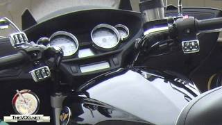 9. Victory Cross Country Motorcycle Rider Review