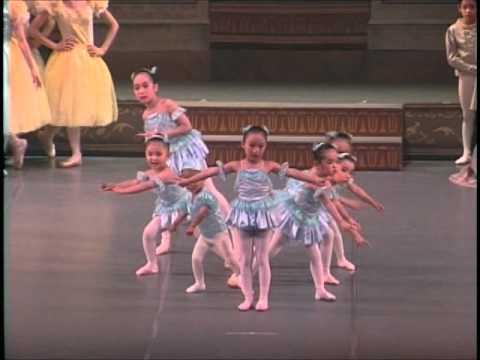 白鳥の湖 第3幕 ル・クール・ド・バレエ・いわき 児童科