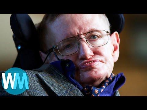 அறிவியல்துறையின் முன்னோடி பேராசிரியர்  Stephen Hawking பற்றிய 10  ஆச்சரியமான தகவல்கள் !!!  Top 10 MINDBLOWING Things About Stephen Hawking