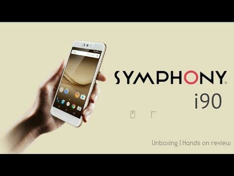 Symphony I90 Unboxing | Hands On Full Review | Tandestar