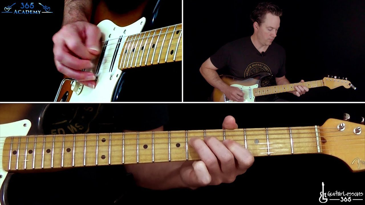 Starlight Guitar Lesson – Muse