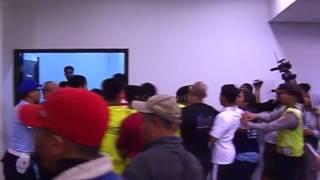 Video RICUH Evakuasi pemain usai laga Persib vs Persija Aftermatch 22/7/2017 MP3, 3GP, MP4, WEBM, AVI, FLV Oktober 2018