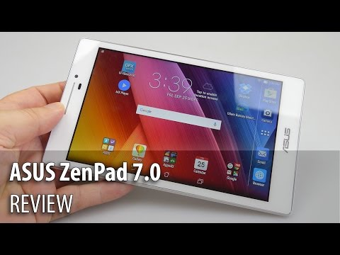 ASUS ZenPad 7.0 Z370C Review (Intel Atom X3 interchangeable back tablet) - Tablet-News.com