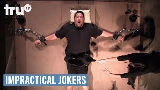 Impractical Jokers - Creepy Cat Attack