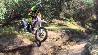 6. 2015 Beta XTrainer 300 First Ride - MotoUSA