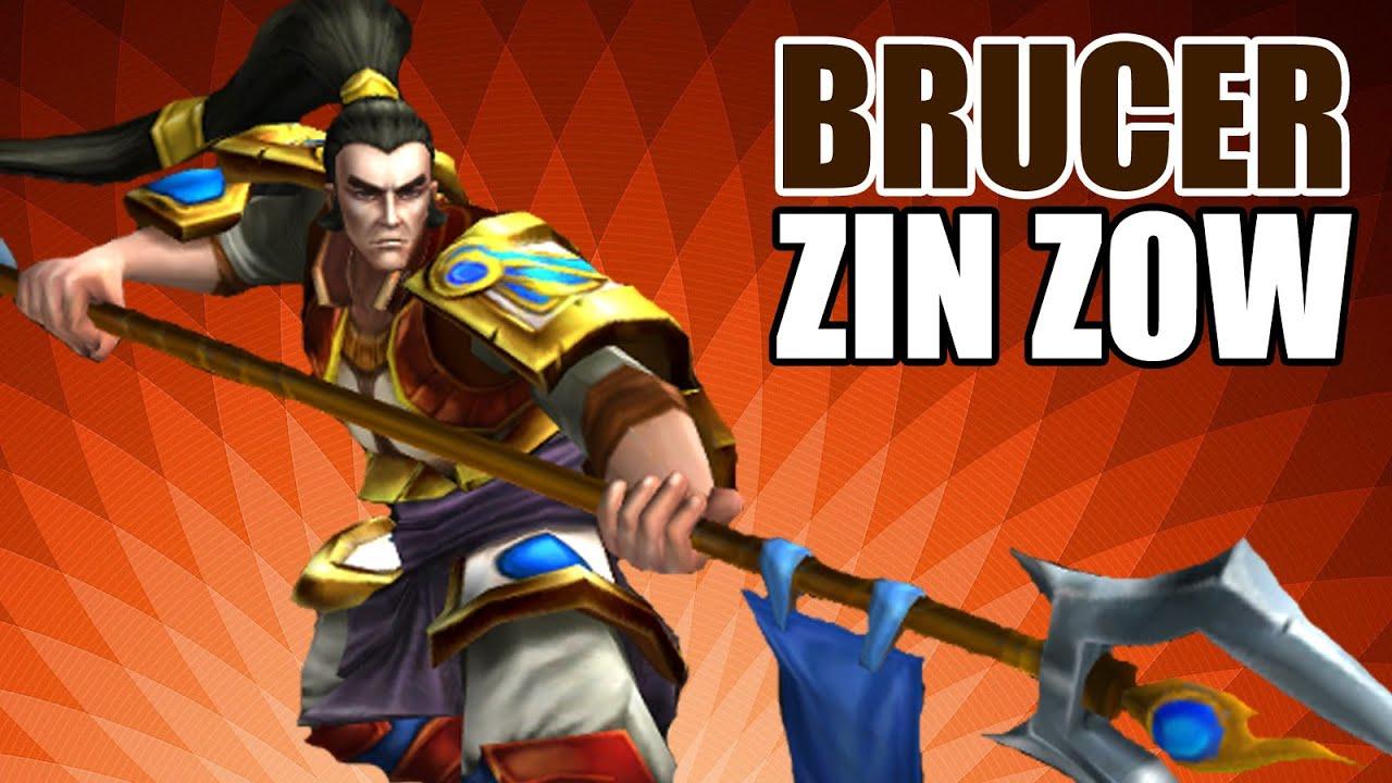 Liên Minh Huyền Thoại: anh này cầm Xin Zhao max thốn :v