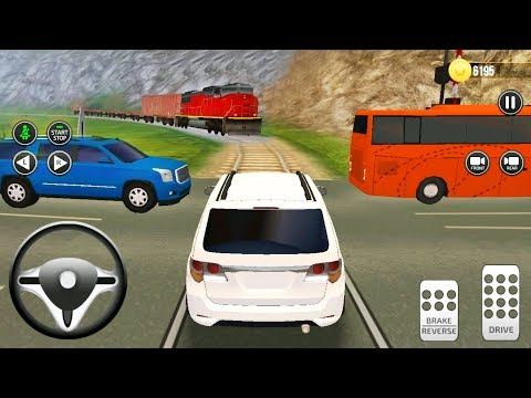 Academy India 3D Parking Driving - Sport Cars and Trains - Best Android Gameplay#2