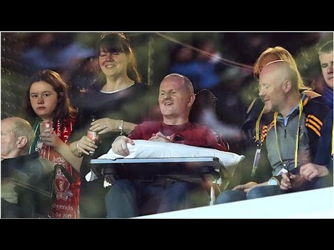 VIDEO: You'll Never Walk Alone: Fans Flock To Sean Cox Tribute Match