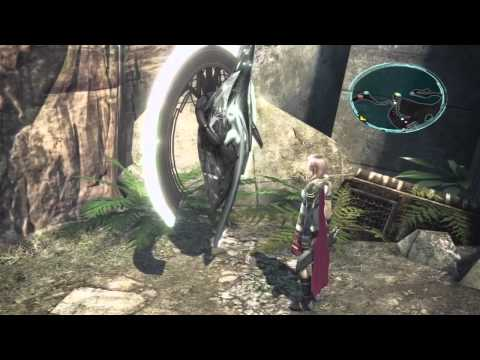 preview-Let\'s Play Final Fantasy XIII #076 - Super Tentacle Hentai Porn (HCBailly)