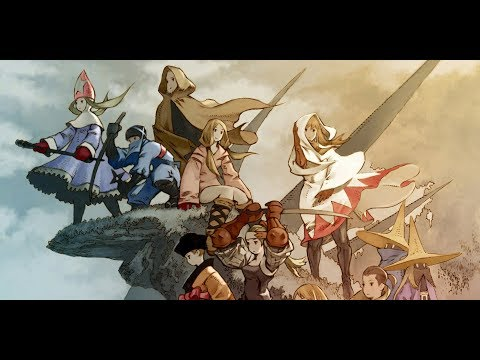 Ностальгия по Final Fantasy Tactics