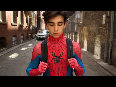 Spider-Man: Rise of a Legacy (Fan Film) REMASTERED