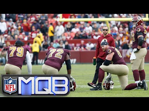 Video: Alex Smith's Leg Injury | NFL Monday QB