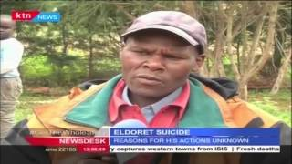 Man Sets Himself On Fire, Two Days Before His Wedding In Uasin Gishu County