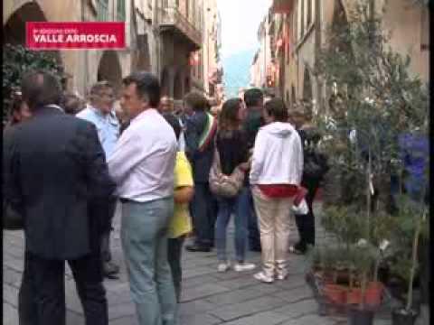 LO SPECIALE SULLA SECONDA EDIZIONE DELL' EXPO DELLA VALLE ARROSCIA