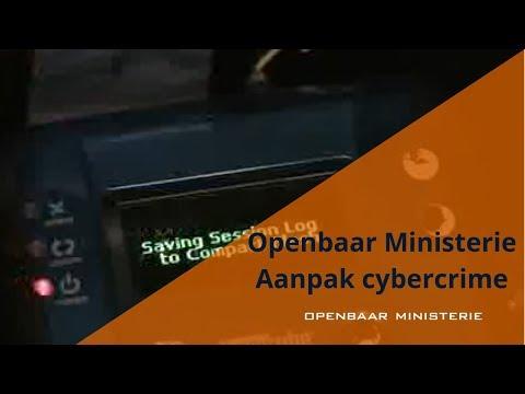 Openbaar Ministerie. Aanpak cybercrime