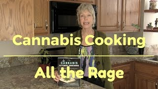 Would You Like Another Helping of Cannabis Mousse? by Marijuana Straight Talk