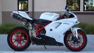 3. 2012 Ducati 848 EVO (SOLD)