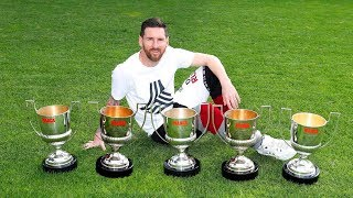 Video 11 UN-BREAKABLE Records That Made Lionel Messi The OFFICIAL GOAT of Football ||HD|| MP3, 3GP, MP4, WEBM, AVI, FLV November 2018