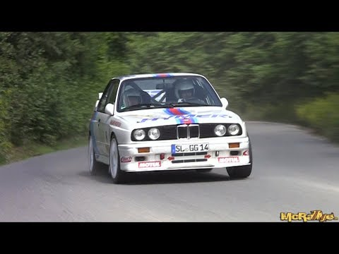 BMW Rallysport Pure Sound - Part II [HD]
