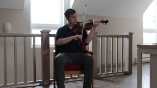 One of our Extension Department Coordinators, Kyle MacDonald goes over his tune pick for the day, a traditional strathspey heard from the playing of Ronald K...